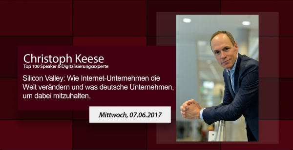 Speakers Impulse - Christoph Keese