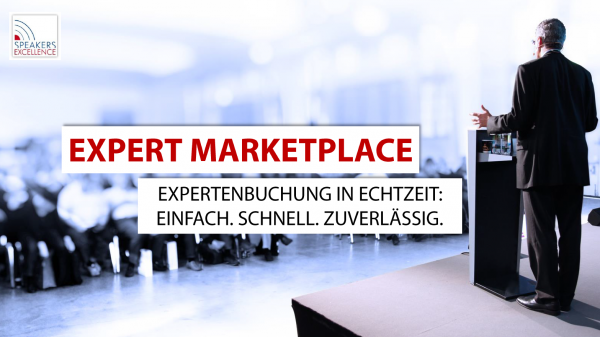 Informationen zu Expert Marketplace